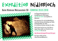 expedition nidlenloch 2018