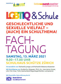 LGBTIQ Cover Flyer
